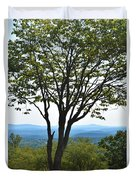 Sideling Hill Lookout  Duvet Cover