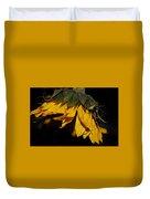 Sideview Sunflower Duvet Cover