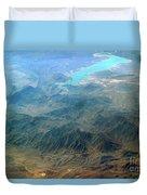 Sierra Madre Duvet Cover