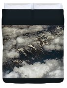 Sierra Nevada Mountains  Duvet Cover