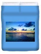Siesta Key Sunset 1 Duvet Cover