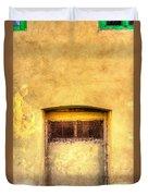 Sighisoara, Old Town Duvet Cover