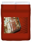 Sign Of The Times Duvet Cover