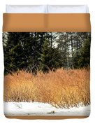 Signs Of Life Duvet Cover