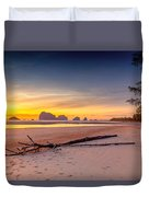 Sikao Sunset Duvet Cover