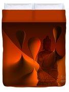 Silence -3- Duvet Cover