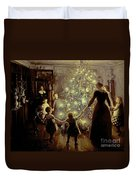 Silent Night Duvet Cover by Viggo Johansen