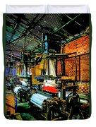 Silk Looms Duvet Cover