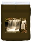 Silken Waterfall Duvet Cover