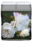 Silky Rose 2 Duvet Cover