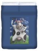 Silly Cow Duvet Cover