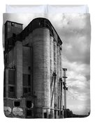 Silo City 4 Duvet Cover