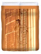 Silo Ladder Duvet Cover