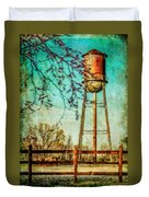 Siluria Cotton Mill Duvet Cover