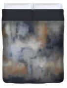 Silver Lida Duvet Cover