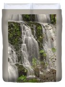 Silverdale Falls 2 Duvet Cover