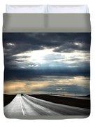 Silverway Duvet Cover