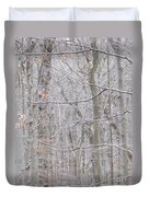 Silviculture Duvet Cover