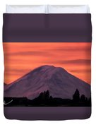 Simple Mountain Duvet Cover