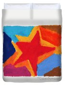 Simple Star Duvet Cover