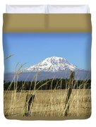 Mount Adams Duvet Cover