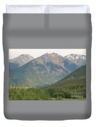 Simply Colorado 2 Duvet Cover