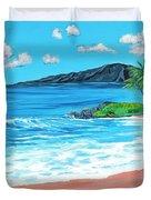 Simply Maui 18 X 24 Duvet Cover