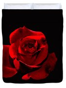 Simply Red Rose Duvet Cover