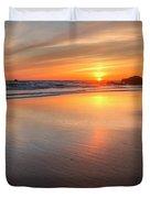 Simply Sunset Duvet Cover