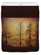 Simply Trees Duvet Cover