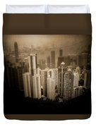 Sin City Duvet Cover by Loriental Photography