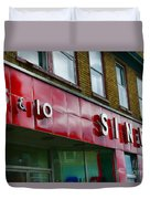 Sines 5 And 10 Duvet Cover