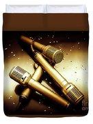 Sing Star Concert Duvet Cover