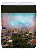 Singapore Rochor Commercial And Residential Mixed Area Duvet Cover