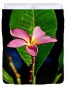 Single Blossom Duvet Cover