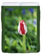 Single Lovely Tulip Duvet Cover