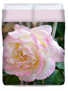 Single Peace Rose Duvet Cover