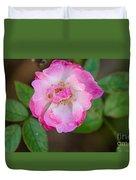 Single Rose 2 Duvet Cover