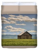 Singled Out Duvet Cover