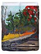 Singleton Autumn Duvet Cover