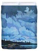 Singleton Islands Duvet Cover