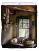Sink - Please Wash Your Hands Duvet Cover