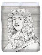 Sir Peter Lely, 1618 Duvet Cover