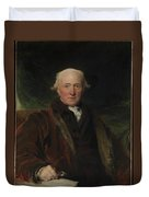 Sir Thomas Lawrence Duvet Cover