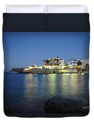 Sissi, Crete Duvet Cover