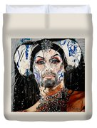 Sister Phyiss Remixed Duvet Cover