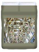 Sistine Chapel Duvet Cover