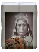 Native American Indian Duvet Cover