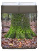Six Green Fingers Duvet Cover