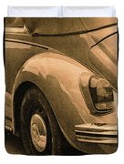 Sixties Icon I I Duvet Cover